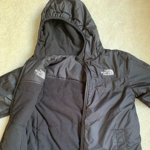 The North Face boy's reversible jacket